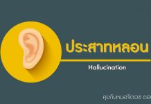คุยกับหมอจิตเวช ตอนที่ 9: ประสาทหลอน (Hallucination)