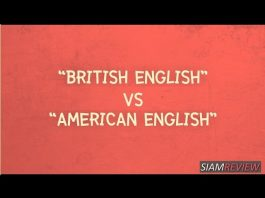"""British English"" VS ""American English"" ตอน: ตัวสะกด"